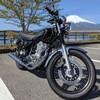 SR400: 富士五湖を走る