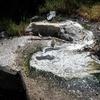 山散歩 温泉