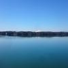 疲労抜きジョグへ多摩湖へ行きました!