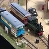ナローの機関車列車