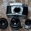 撮影テスト、EXA IIa