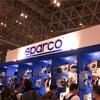 東京オートサロン2020。スパルコ ブースにお立ち寄りいたたき、ありがとうございました!