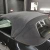 オープンカー幌コーティング#4 BMW/Z4ロードスター 幌コーティング