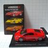 (レビュー)京商ミニカー ランボルギーニ ミニカーコレクション6 Lamborghini Murcielago R-GT Team JLOC(レッド)