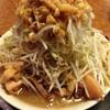 【坂本激】アメリカンフィーリング中豚 野菜ニンニクアブラマシマシ
