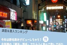 【お店レポ】今年は野毛飲みデビューしちゃう?話題の「横浜・野毛」でたらふく食べて飲んでみた《横浜》
