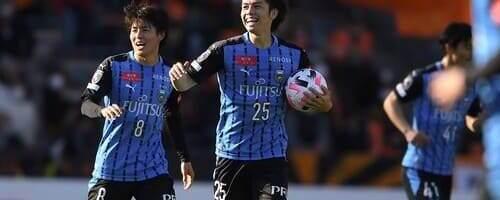 川崎フロンターレ田中碧、五輪代表・ACL・Jリーグで大活躍してさらに超飛躍だ!