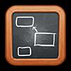 考える速度で、枝にとらわれずにマインドマップを描けるアプリ『Scapple』