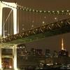 東京湾から見る東京 夜の絶景