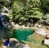 【熊野滝めぐり】すさみ町「雫の滝」の上の方まで登ってみた(和歌山県西牟婁郡すさみ町)