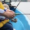 北海道JFWちびっこヤマメ釣り体験in旭川市