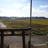 昔は海に突き出す岬だった 魚鳥池(ぎょちょうがいけ)神社 北九州市若松区