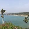インドで一番きれいなビーチ、南インドのコバラムビーチ (kovalam Beach)
