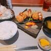 勝鹿の長崎角煮かつ定食について。
