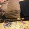 フェラガモのショルダーバッグの修理;「ショルダーを長くして斜めがけ仕様にしたい。」   ・・・K's factory