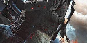 【アメリカン・アサシン】映画の感想:ボーイスカウト・アサシンとマイケル・キートン