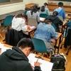 STUDY HOLIDAY