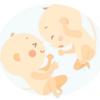 ブログ始めて1ヵ月&夏に双子が産まれますという話