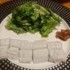 鱧と秋刀魚と牛丼