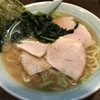 家系御三家「本牧家」横須賀店でramen&roast pork@汐入