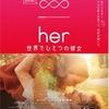 【 映画レビュー 】 『her/世界でひとつの彼女』を観てみた 【 ネタバレあり 】