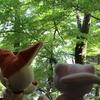 6月の会津 御薬園と武家屋敷を見物