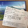 日光の旅2017年3月①「電車で日光へGo!!」