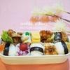 2日分のお弁当作りの記録~茶色なお弁当とミニおにぎり弁当/My Homemade Lunchbox/ข้าวกล่องเบนโตะที่ทำเอง