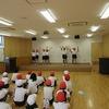 5年生:体育 ダンスの発表