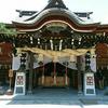 櫛田神社参拝と飾り山笠