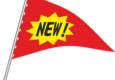 アメブロ新デザイン:CSS編集用では更新「NEW!」の字が黒いので、赤くする