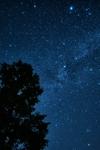 都会のベランダから星空観察