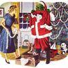 クリスマスの半魚人