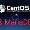 なぜCentOS6へMariaDBなのか