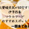 伊予西条のソウルフードやおすすめスポットを元愛媛県民が紹介!みかんだけじゃない!