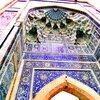 ウズベキスタン旅行記(1) 古都サマルカンドのグーリ・アミール廟は星の洞窟のようで
