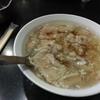 宜蘭のB級ローカルグルメ!阿娘給的蒜味肉羹(麺料理)