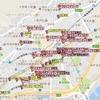 神戸(三宮・元町)おいしいパン屋、ケーキ屋のマップ作成。