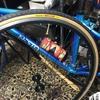 クロスバイクのタイヤ交換 ②