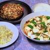 NHKきょうの料理はワタナベマキの20分で晩ごはん!ひき肉と豆腐のとろっと煮・切り干し大根とねぎの卵焼き・白菜のごまあえ