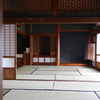 古民家・和室広間は、特に広い!入居前内観