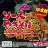 TV ソースやきそば 中太麺 95−5円
