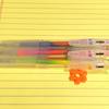 ある世代にとっては懐かしい、マーブルカラーのボールペン [ ZEBRA ]