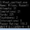 C++ / クラスを自作する