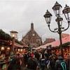 【ドイツ旅行】ニュルンベルクのクリスマスマーケットへ、ミュンヘンからDB鉄道で行く