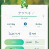 【ポケモンGO】コミュニティデイ報告【2019年4月タツベイ】再びの接続障害。