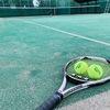 おそとテニスサークル4回目は5時間