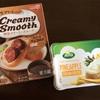 【糖質制限】糖質オフパンに合うスプレッド♪チョコとチーズ!