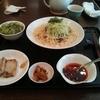 冷やし担々麺@古月 - 新宿御苑前