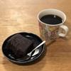 コーヒー、コーヒーケーキ